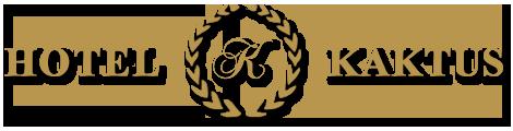 Hotel Kaktus logo footer
